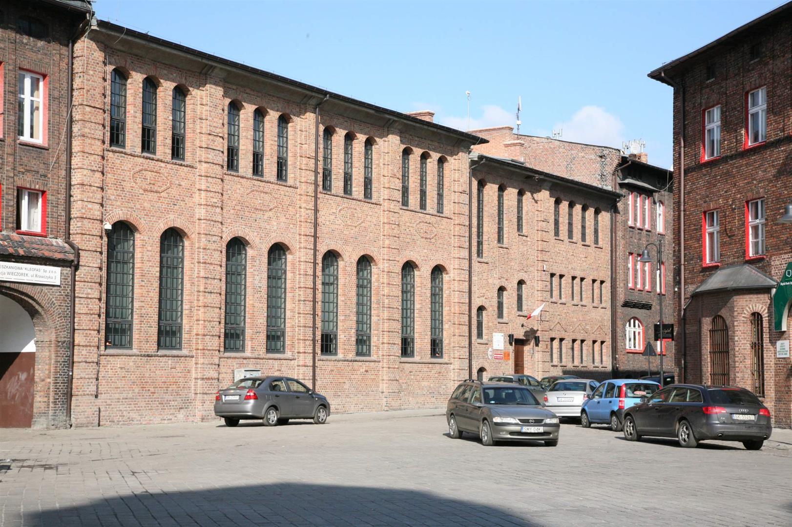 Oddział Muzeum Historii Katowic Dział Etnologii Miasta Sch